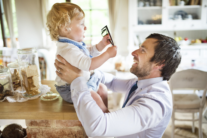 Parenting, Safety and the Importance of Clear vision