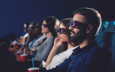 Video Games, VR and 3D Movies